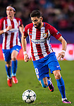 Yannick Ferreira Carrasco of Atletico de Madrid in action during their 2016-17 UEFA Champions League match between Atletico de Madrid and PSV Eindhoven at the Vicente Calderón Stadium on 23 November 2016 in Madrid, Spain. Photo by Diego Gonzalez Souto / Power Sport Images