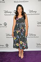 Katie Lowes at the Disney Media Networks International Upfronts at Walt Disney Studios on May 20, 2012 in Burbank, California. ©mpi35/MediaPunch Inc.