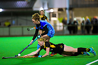 Capital v Northland women. 2019 National Hockey Under-18 Tournament at National Hockey Stadium in Wellington, New Zealand on Tuesday, 9 July 2019. Photo: Dave Lintott / lintottphoto.co.nz