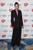 Lisa Stansfield arriving for the Ivor Novello Awards 2018 at the Grosvenor House Hotel, London, UK. <br /> 31 May  2018<br /> Picture: Steve Vas/Featureflash/SilverHub 0208 004 5359 sales@silverhubmedia.com