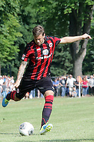 Marco Russ (Eintracht) - Eintracht Frankfurt vs. VfR Aalen
