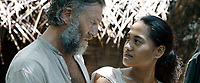 Gauguin - Voyage de Tahiti (2017)<br /> Vincent Cassel, Tuhe&iuml; Adams<br /> *Filmstill - Editorial Use Only*<br /> CAP/KFS<br /> Image supplied by Capital Pictures