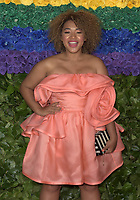 NEW YORK, NEW YORK - JUNE 09: Courtney Quinn attends the 73rd Annual Tony Awards at Radio City Music Hall on June 09, 2019 in New York City. <br /> CAP/MPI/IS/JS<br /> ©JSIS/MPI/Capital Pictures