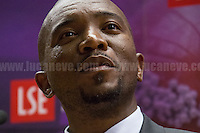 "21.06.2016 - LSE Presents Mmusi Maimane: ""Protecting South Africa's Fragile Democracy"""