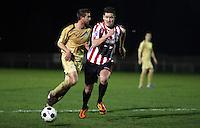 AFC Hornchurch v Colchester Utd 08-Jan-2013