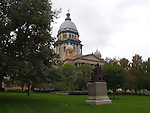 ILLINOIS STATE CAPITAL BUILDING<br />