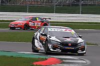 2020 British Touring Car Championship Media day. #27 Dan Cammish. Halfords Yuasa Racing. Honda Civic Type R.