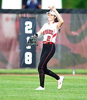 Sun Prairie high school competes at the 2019 Division 1 Wisconsin WIAA girls state high school softball tournament on Saturday, June 8 at Goodman Diamond in Madison, Wisconsin. Sun Prairie falls to Oshkosh North 4-2 in 9 innings