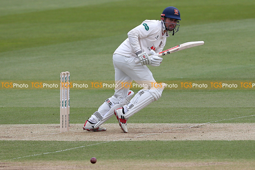 Alastair Cook in batting action for Essex during Surrey CCC vs Essex CCC, Specsavers County Championship Division 1 Cricket at the Kia Oval on 12th April 2019