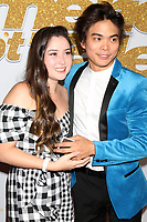 "LOS ANGELES - SEP 19:  Casey Thomas, Winner of America's Got Talent 2018, Shin Lim at the ""America's Got Talent"" Crowns Winner Red Carpet at the Dolby Theater on September 19, 2018 in Los Angeles, CA"