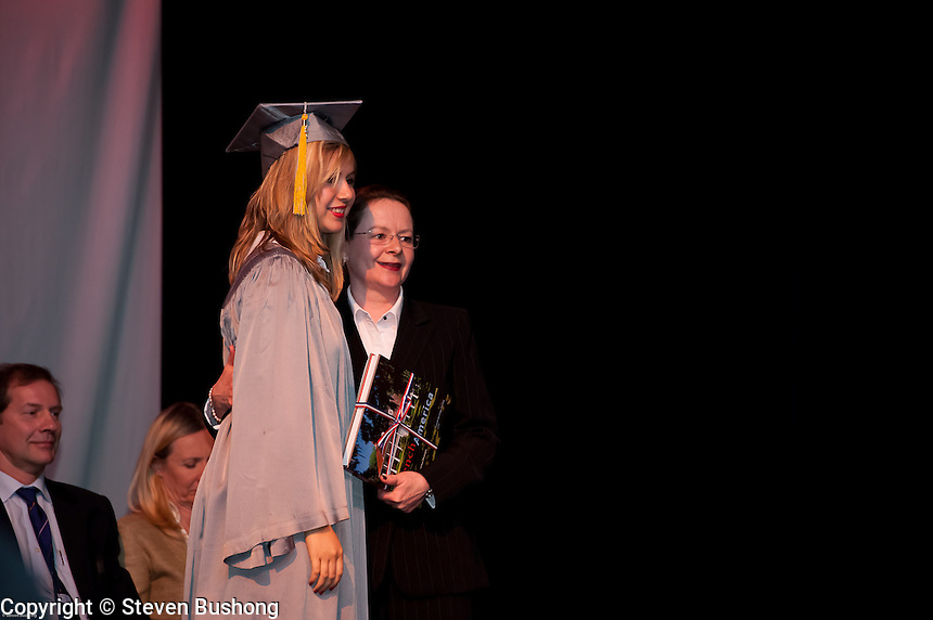 Lycee Francais de Los Angeles, Class of 2010, Graduation Ceremony