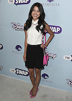 """HOLLYWOOD - OCTOBER 5:   Tiffany Espensen at the Los Angeles premiere of """"The Swap"""" at ArcLight Hollywood on October 5, 2016 in Hollywood, California. Credit: mpi991/MediaPunch"""