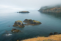 View from Deception Pass State Park, Washington