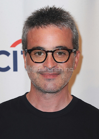 """BEVERLY HILLS, CA - SEPTEMBER 7:  Executive Producer Alex Kurtzman at the 10th Annual PaleyFest Fall Preview of CBS's """"Scorpion"""" at the Paley Center for the Media on September 7, 2014 in Beverly Hills, California. Credit: PGSK/MediaPunch"""