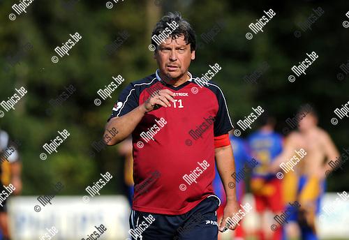 2011-09-25 / Voetbal / seizoen 2011-2012 / Rapid Leest / Guido Slachmuylders..Foto: Mpics
