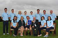 The Tullamore Team are the winners of the Irish Mixed Foursomes Leinster Final at Millicent Golf Club, Clane, Co. Kildare. 06/08/2017<br /> Picture: Golffile | Thos Caffrey<br /> <br /> All photo usage must carry mandatory copyright credit      (&copy; Golffile | Thos Caffrey)