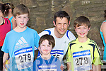 Christopher, Roland, Andy and David Rogers Tralee who enjoyed a family run at the Killarney Lions club mini marathon in Killarney on Sunday