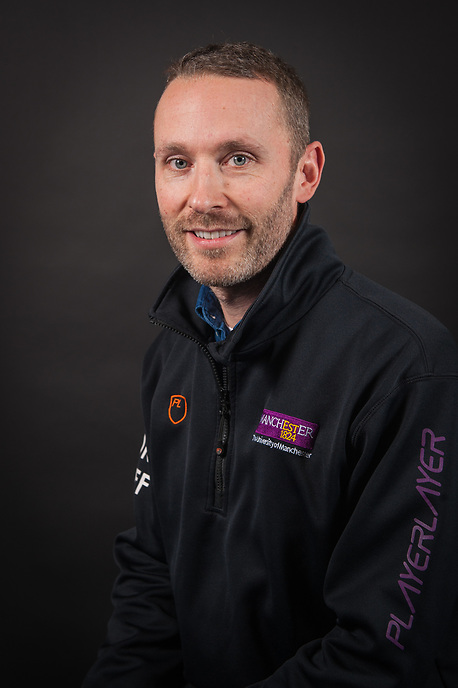 A portrait of a member of the UoM Sport team, pictured at the Armitage Centre, Fallowfield, Manchester on Monday 18th December 2017.