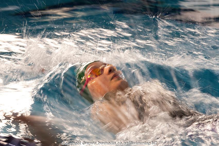 New Zealand Short Course Swimming Championships, National Aquatic Centre, Auckland, New Zealand, Friday 4th October 2019. Photo: Brett Phibbs/www.bwmedia.co.nz/SwimmingNZ