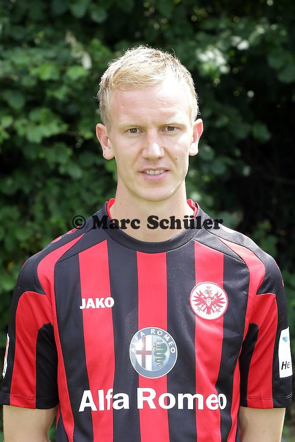 Jan Rosenthal - Eintracht Frankfurt Mannschaftsfoto 2013/14