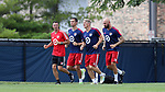2017.07.31 MLS All-Stars Training
