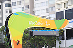 General view, <br /> SEPTEMBER 10, 2016 - Triathlon : <br /> Men's Individual Paratriathlon <br /> at Fort Copacabana<br /> during the Rio 2016 Paralympic Games in Rio de Janeiro, Brazil.<br /> (Photo by AFLO SPORT)
