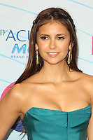 UNIVERSAL CITY, CA - JULY 22: Nina Dobrev in the press room at the 2012 Teen Choice Awards at Gibson Amphitheatre on July 22, 2012 in Universal City, California. &copy; mpi28/MediaPunch Inc. /NortePhoto.com*<br />