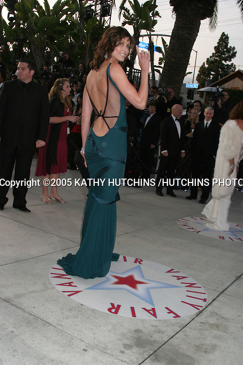 BRIDGET MOYNAHAN.VANITY FAIR OSCAR PARTY.MORTONS RESTURANT.W. HOLLYWOOD, CA .February 27, 2005.©2005 KATHY HUTCHINS /HUTCHINS PHOTO.