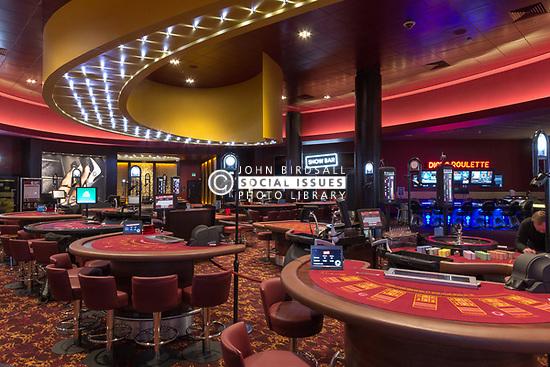 Reading Casino, UK 2013
