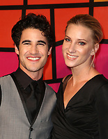 CULVER CITY, CA - OCTOBER 21: Darren Criss, Heather Morris, at Providence Saint John's 75th Anniversary Gala Celebration at 3Labs in Culver City, California on October 21, 2017. Credit: Faye Sadou/MediaPunch /NortePhoto.com
