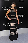 WESTWOOD, CA- AUGUST 07: Actress Danielle Vasinova arrives at the Los Angeles premiere of 'Elysium' at Regency Village Theatre on August 7, 2013 in Westwood, California.