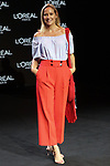 Fiona Ferrer at the L'Oreal Paris anniversary fashion show during the Mercedes Benz Fashion Week Spring/Summer 2020 at Ifema on July 10, 2019 in Madrid, Spain.(ALTERPHOTOS/ItahisaHernadez)