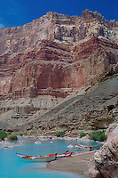 Dories on the Little Colorado River<br />