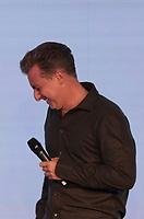 SAO PAULO, 07.08.2018  - GOVETECH   - Luciano Hulk comanda entrevista com presidenciáveis durante Govtech 2018 na tarde desta terça-feira (07) no hotel Tivoli Mofarrej na zona sul de São Paulo.(Foto: Fabricio Bomjardim / Brazil Photo Press)