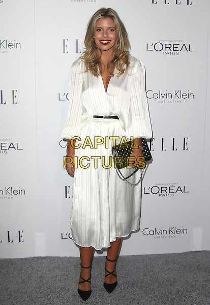 19 October 2015 - Beverly Hills, California - Natasha Oakley. 22nd Annual ELLE Women In Hollywood Awards held at Four Seasons Hotel Los Angeles. <br /> CAP/ADM/FS<br /> &copy;FS/ADM/Capital Pictures