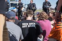 2016/09/03 Frankfurt/Oder | Protest gegen Nazidemo