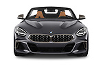 Car photography straight front view of a 2019 BMW Z4 M-Performance 2 Door Convertible Front View