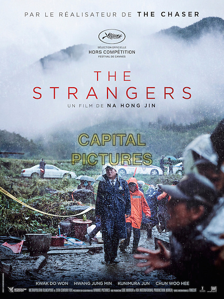 The Wailing (2016) <br /> (The Strangers)<br /> (Goksung)<br /> POSTER ART<br /> *Filmstill - Editorial Use Only*<br /> CAP/KFS<br /> Image supplied by Capital Pictures