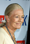 """BEVERLY HILLS, CA. - November 13: Actress Vanessa Redgrave arrives at the Los Angeles Premiere of """"Milk"""" at the Academy of Motion Pictures Arts and Sciences on November 13, 2008 in Beverly Hills, California."""