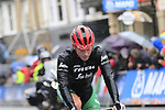 Ryan Mullen (IRL) on the 9 laps of the Harrogate circuit during the Men Elite Road Race of the UCI World Championships 2019 running 261km from Leeds to Harrogate, England. 29th September 2019.<br /> Picture: Eoin Clarke | Cyclefile<br /> <br /> All photos usage must carry mandatory copyright credit (© Cyclefile | Eoin Clarke)