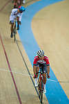Choi Kwan Lok of the SCAA competes in Men Junior - Omnium II Tempo Race during the Hong Kong Track Cycling National Championship 2017 on 25 March 2017 at Hong Kong Velodrome, in Hong Kong, China. Photo by Marcio Rodrigo Machado / Power Sport Images