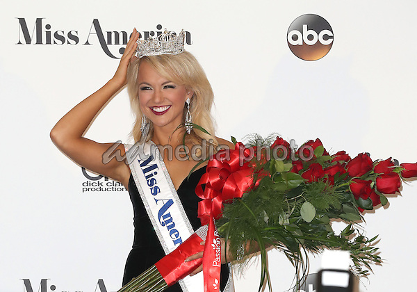 11 September 2016 - Atlantic City, New Jersey - 2017 Miss America Savvy Shields.  2017 Miss America Savvy Shields holds her first press conference at Boardwalk Hall.  Photo Credit: MJT/AdMedia