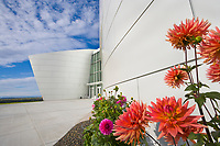 University of Alaska Museum of the North, Fairbanks, Alaska