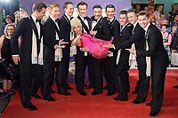 Debbie McGee and Professional Dancers<br /> at the launch of the new series of &quot;Strictly Come Dancing, New Broadcasting House, London. <br /> <br /> <br /> &copy;Ash Knotek  D3298  28/08/2017