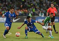 Atlético Nacional   vs Sol de América del Paraguay , 27-09-2016 .Copa sudamericana 2016