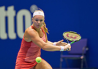 Rotterdam, Netherlands, December 18, 2015,  Topsport Centrum, Lotto NK Tennis, Kiki Bertens (NED)<br /> Photo: Tennisimages/Henk Koster