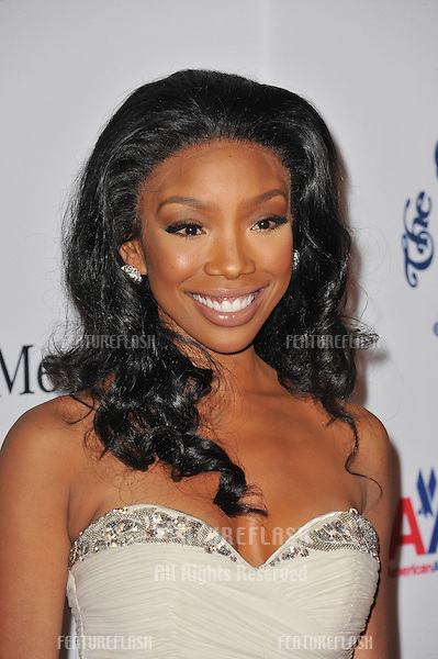 Brandy at the 32nd Anniversary Carousel of Hope Ball, to benefit the Barbara Davis Center for Childhood Diabetes, at the Beverly Hilton Hotel..October 23, 2010  Beverly Hills, CA.Picture: Paul Smith / Featureflash