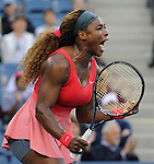 Serena Williams (USA) Rolls Over Na Li (CHN) 6-0, 6-3