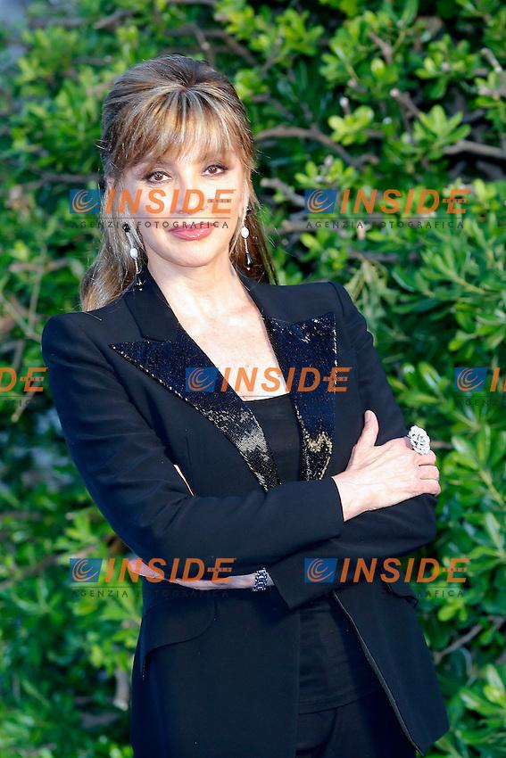 Milly Carlucci<br /> Roma 05-07-2016 Salone delle Fontane. Presentazione dei palinsesti RAI per l'autunno 2016.<br /> Photo Samantha Zucchi Insidefoto