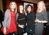 Repro Free from left to right: Sabela Ruiz, Inma Bernabeu Spanish Tourist Office,Samra Kaddur, Catherine McDonnell Spanish tourist Office Travel Extra,Travel Journalist of the Year Awards at the Thomas Prior House Ballsbridge. The event which was sponsored by The Spanish Tourist board gave out 12 awards for different catagories. This year saw a huge increase in the number of submissions from previous years, displaying the creativity and continuning innovation of travel and tourism journalism in Ireland. Collins Photos 25/1/13